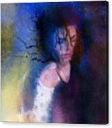 Michael Jackson 16 Canvas Print