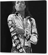 Michael Jackson - The King of Pop Canvas Print