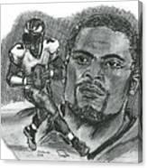 Michael Vick Canvas Print