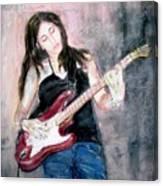 Michal  Canvas Print