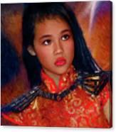 Michelle Ahl Canvas Print