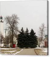 Michigan Lighthouse Canvas Print