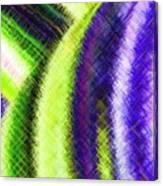 Micro Linear 12 Canvas Print