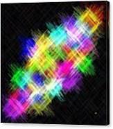 Micro Linear 15 Canvas Print