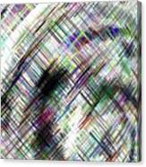 Micro Linear 16 Canvas Print