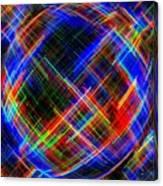 Micro Linear 21 Canvas Print