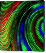 Micro Linear 3 Canvas Print