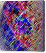 Micro Linear 4 Canvas Print