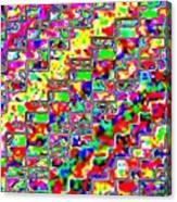 Micro-macro 3 Canvas Print