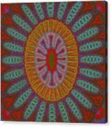 Microbe Canvas Print