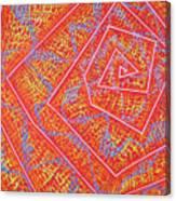 Microcosm Vii Canvas Print