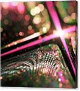 Microskopic Vi - Disco Fever Canvas Print