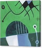 Mid-century Modern #3 Canvas Print