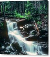 Middle Fork Red River Falls Canvas Print