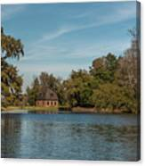 Middleton By The Pond Canvas Print