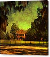 Middleton Place In Charleston Canvas Print