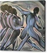 Midnight At The Apollo Canvas Print