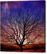 Midnight Hour Canvas Print