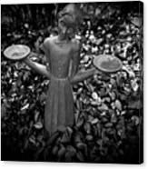 Midnight In The Garden Canvas Print