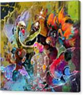 Midnight Mass Canvas Print