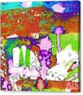 Midsummer Series 2 Canvas Print