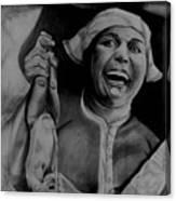 Midwife Canvas Print