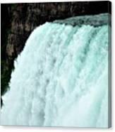 Mighty Niagara Falls Canvas Print