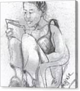Migiwa Canvas Print
