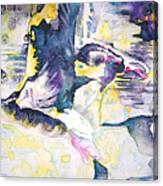 Migration 02 Canvas Print