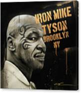 Iron Mike Canvas Print