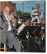 Mike Vax Professional Trumpet Player Photographic Print 3773.02 Canvas Print