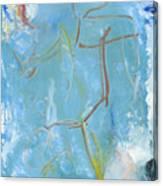 Mikrokosmos Canvas Print