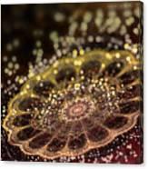 Microskopic II Canvas Print