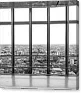 Milan Skyline Canvas Print