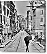 Milano Vintage Canvas Print