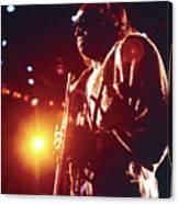 Miles Davis Image 1 Canvas Print