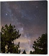 Milky Way I Canvas Print
