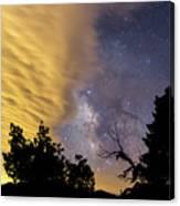 Milky Way Iv Canvas Print