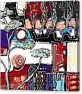 Mill Avenue Canvas Print