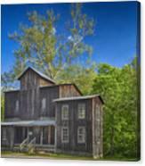 Mill Montauk State Park Mo Dsc02458 Canvas Print