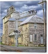 Mill On Reid Road Canvas Print