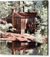 Mill Pond Dreamscape Canvas Print