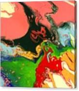 Millie's Wild Ride Canvas Print