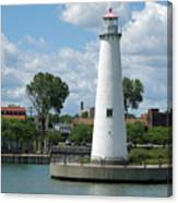 Milliken State Park Lighthouse Canvas Print