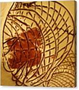 Milos Return - Tile Canvas Print