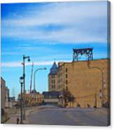 Milwaukee Cold Storage Co Canvas Print