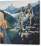 Mimesis  High Res Print   Canvas Print