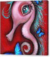 Mina Canvas Print