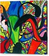 Mindwars Canvas Print