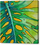 Mini Tropicals 2 Canvas Print